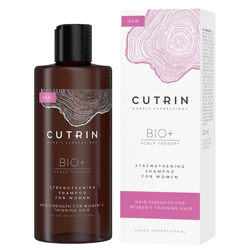 Cutrin BIO+ Strengthening Shampoo for Women 250ml