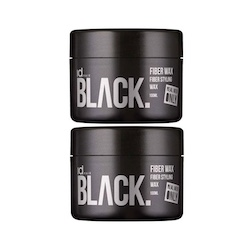 Id Hair Black Fiber Wax 100ml