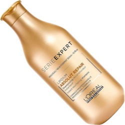 Loreal Absolut Repair Lipidium Shampoo 300 ml