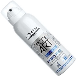 Loreal Tecni Art Fix Anti-Frizz Compressed 125ml