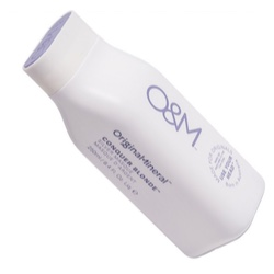 O&M Conquer Blonde Silver Masque 250ml