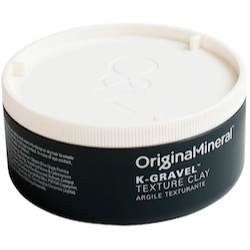 O&M K-Gravel Texture Clay 100g