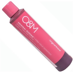 O&M Original Queenie Firm Hold Hairspray 300 ml