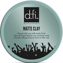 dfi Matte Clay Strong Hold Wax 75g