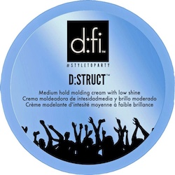 dfi dstruct Medium Hold Molding Cream 75g